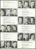 1939 Central High School Yearbook Page 36 & 37