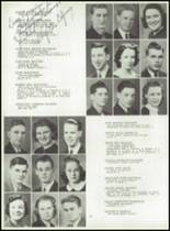 1939 Central High School Yearbook Page 38 & 39
