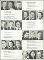1939 Central High School Yearbook Page 40 & 41