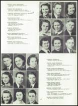 1939 Central High School Yearbook Page 42 & 43