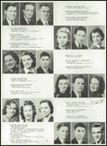 1939 Central High School Yearbook Page 44 & 45