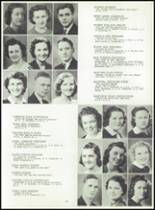 1939 Central High School Yearbook Page 46 & 47