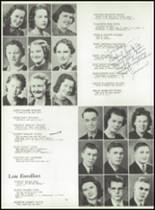 1939 Central High School Yearbook Page 50 & 51