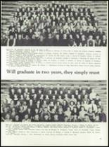 1939 Central High School Yearbook Page 54 & 55