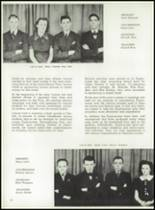 1939 Central High School Yearbook Page 56 & 57