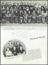 1939 Central High School Yearbook Page 60 & 61