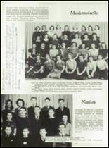 1939 Central High School Yearbook Page 62 & 63