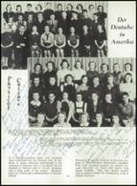 1939 Central High School Yearbook Page 66 & 67