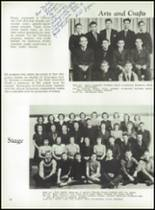 1939 Central High School Yearbook Page 68 & 69