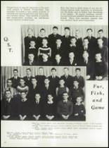 1939 Central High School Yearbook Page 72 & 73