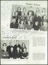 1939 Central High School Yearbook Page 74 & 75