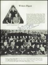 1939 Central High School Yearbook Page 76 & 77