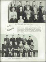 1939 Central High School Yearbook Page 86 & 87