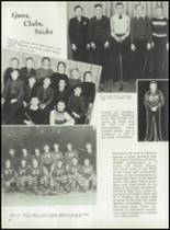 1939 Central High School Yearbook Page 98 & 99