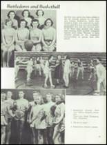 1939 Central High School Yearbook Page 100 & 101