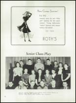 1939 Central High School Yearbook Page 140 & 141