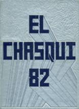 1982 Yearbook Chino High School