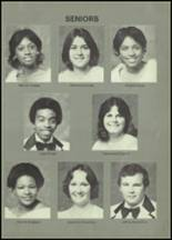 1979 Simmesport High School Yearbook Page 10 & 11