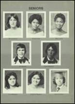 1979 Simmesport High School Yearbook Page 12 & 13