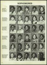 1979 Simmesport High School Yearbook Page 18 & 19
