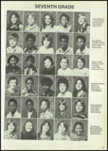 1979 Simmesport High School Yearbook Page 24 & 25