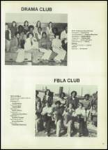1979 Simmesport High School Yearbook Page 42 & 43