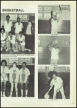1979 Simmesport High School Yearbook Page 52 & 53