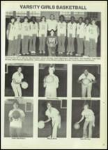 1979 Simmesport High School Yearbook Page 54 & 55