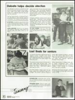 1985 Ames High School Yearbook Page 36 & 37