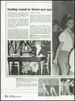 1985 Ames High School Yearbook Page 38 & 39