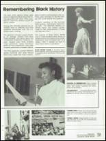1985 Ames High School Yearbook Page 40 & 41