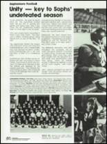 1985 Ames High School Yearbook Page 70 & 71