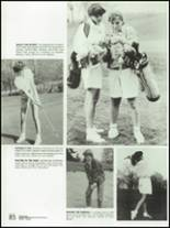 1985 Ames High School Yearbook Page 92 & 93