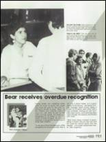 1985 Ames High School Yearbook Page 114 & 115
