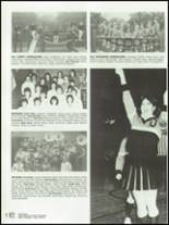 1985 Ames High School Yearbook Page 116 & 117