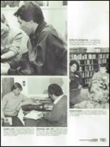 1985 Ames High School Yearbook Page 128 & 129