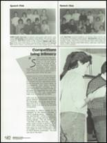 1985 Ames High School Yearbook Page 166 & 167