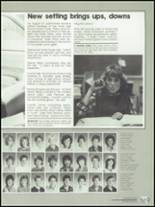 1985 Ames High School Yearbook Page 192 & 193