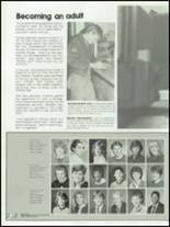 1985 Ames High School Yearbook Page 226 & 227