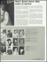 1985 Ames High School Yearbook Page 238 & 239