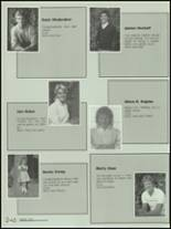 1985 Ames High School Yearbook Page 250 & 251
