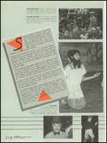 1985 Ames High School Yearbook Page 292 & 293
