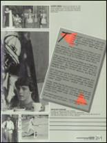 1985 Ames High School Yearbook Page 294 & 295