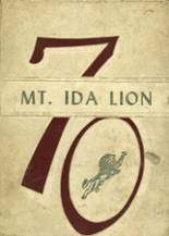 1970 Yearbook Mt. Ida High School
