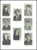 1973 Penn Highlands High School Yearbook Page 14 & 15