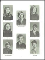 1973 Penn Highlands High School Yearbook Page 18 & 19