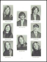 1973 Penn Highlands High School Yearbook Page 20 & 21