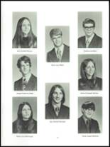 1973 Penn Highlands High School Yearbook Page 24 & 25