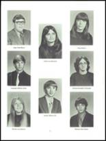 1973 Penn Highlands High School Yearbook Page 26 & 27