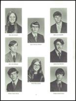1973 Penn Highlands High School Yearbook Page 32 & 33
